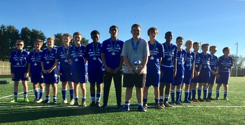 Baltimore Bays 03 Win 2016 SAC Columbus Day Tournament Top Division