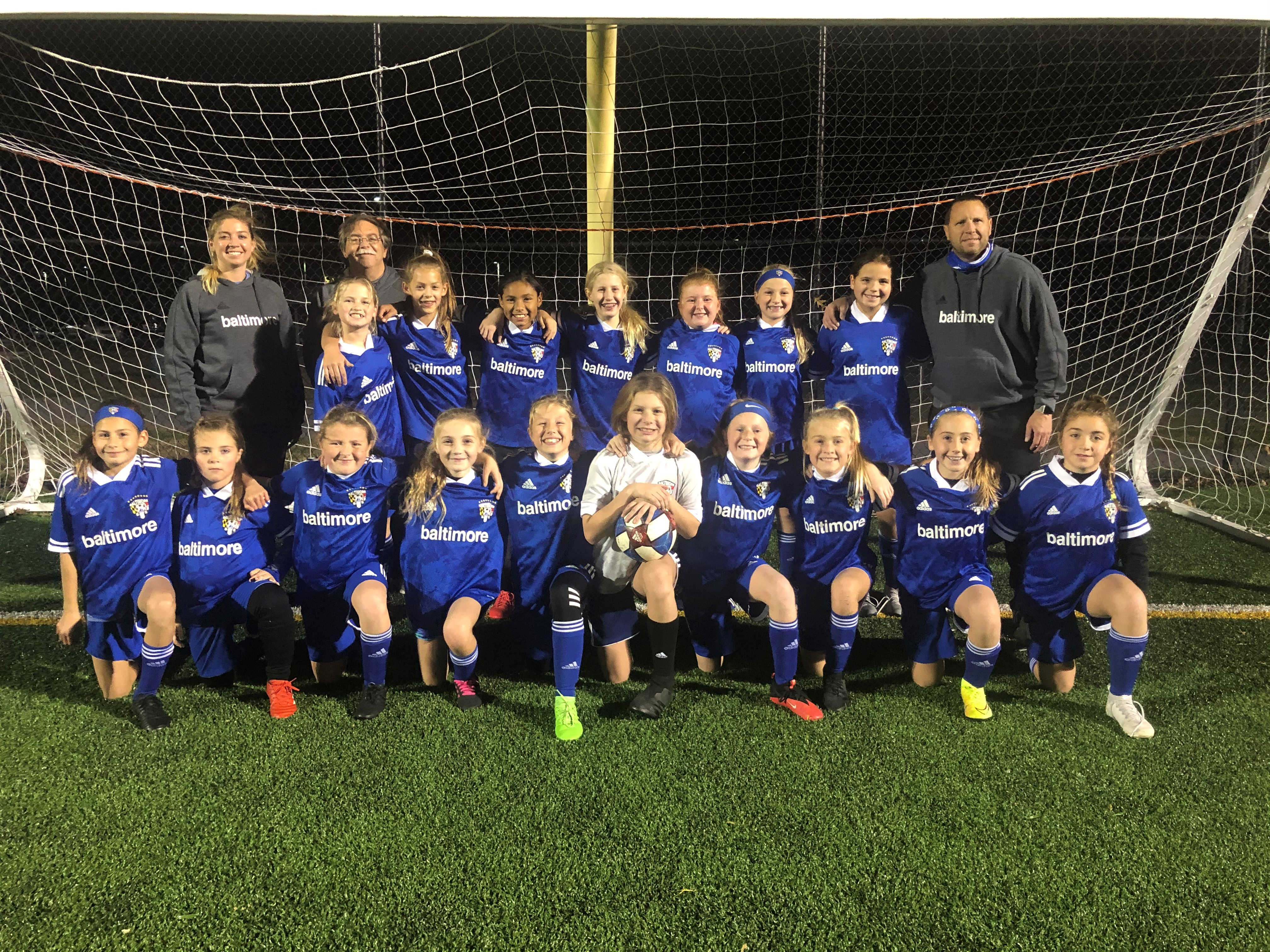2010 Bays Lady Pride are EDP League Finalists