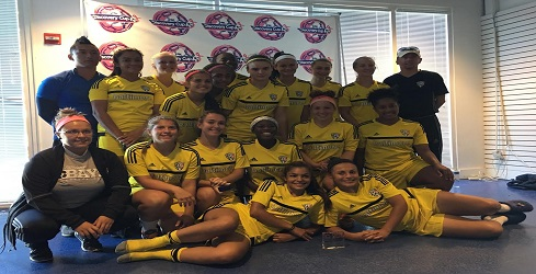 Baltimore Bays Dynasty U18 Girls 2016 Discovery Cup Finalists