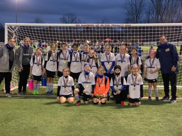 Bays Ladies finish impressive Fall 2020 Season